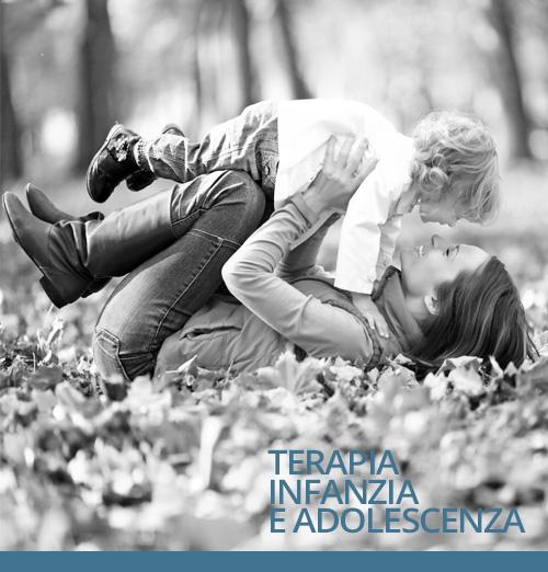 Terapia infanzia e adolescenza Bologna